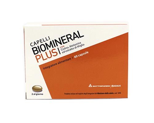 Biomineral plus 60 caps