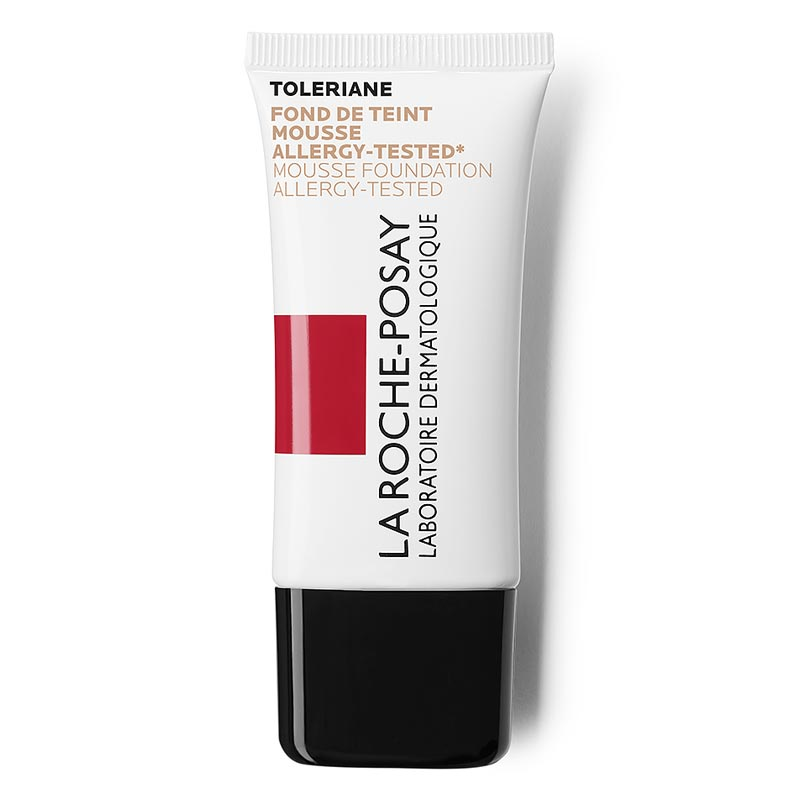 La Roche Posay Toleriane Teint Mattifying Mousse -02 Light Beige- SPF20 30ml