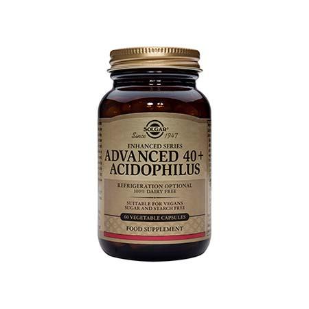 Solgar Advanced 40+ Acidophilus 60veg.caps