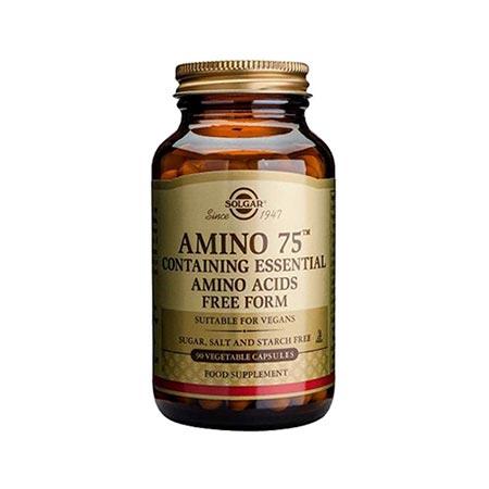 Solgar Amino 75, 90 φυτικές κάψουλες