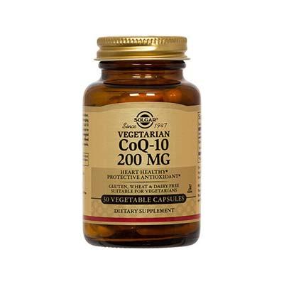 Solgar Coenzyme Q10 200mg 30 veg.caps