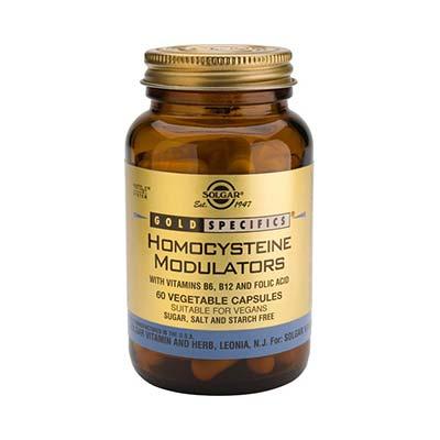 Solgar Homocysteine Modulators 60 φυτικές κάψουλες