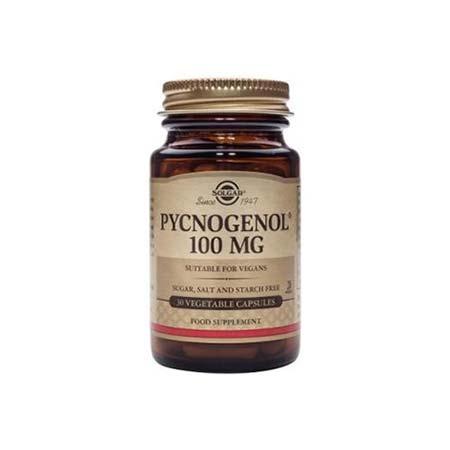 Solgar Pycnogenol 100mg 30veg.caps
