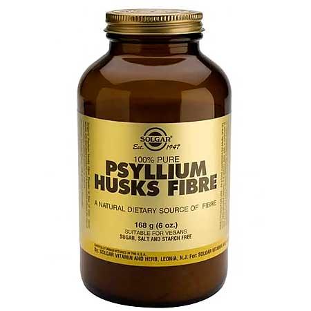 Solgar Psyllium Husks Fibre Powder 170gr