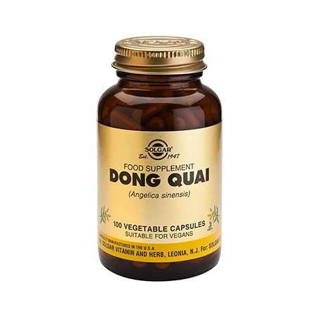 SOLGAR DONG QUAI veg.caps 100s