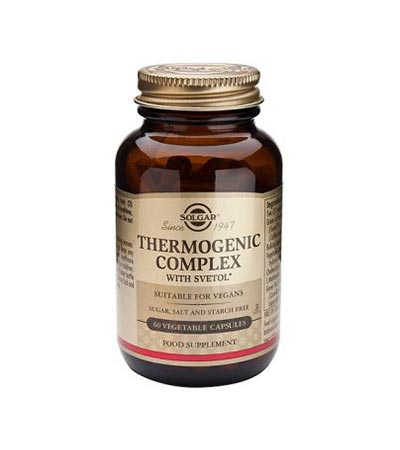 Solgar Thermogenic Complex 60vcaps