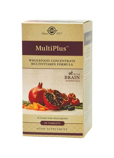 Solgar Multiplus Brain 90tabs