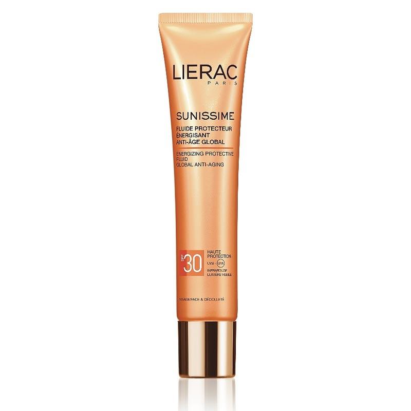 Lierac Sunissime Fluide Protecteur Energisant Anti-Age Global SPF30 Αντηλιακή - Αντιγηραντική Προσώπου 40ml