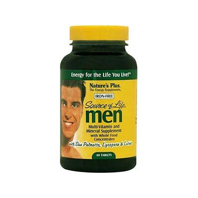 Natures Plus Source of Life Men 60tabs