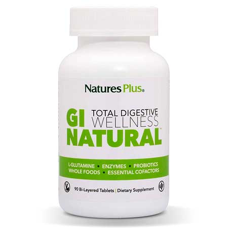Natures Plus GI Natural 90tabs