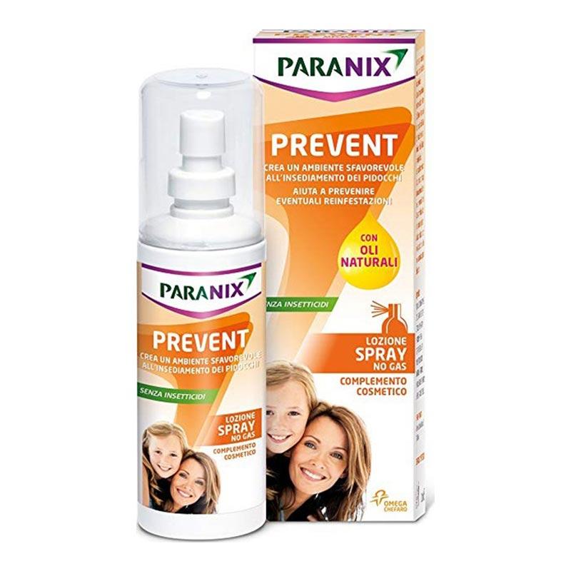 Paranix - Προληπτικό Σπρέι για την Εμφάνιση Ψειρών στο Τριχωτό της Κεφαλής 100ml