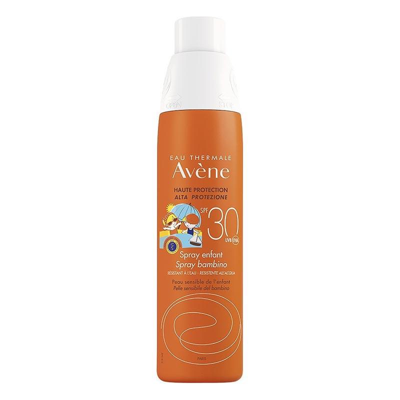 Avene Eau Thermale Spray Enfant SPF30 Αντιηλιακό Παιδικό Σπρέι - 200ml