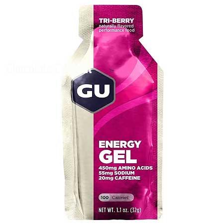 GU Ενεργειακό Gel Βατόμουρο Με Καφεΐνη 32g