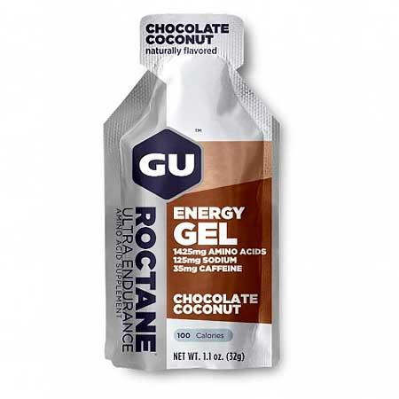 GU Ενεργειακό Gel Σοκολάτα Καρύδα με Καφεΐνη 32g