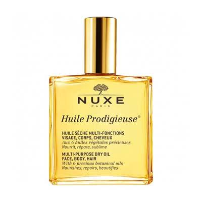 Nuxe Huile  Prodigieuse  Ξηρό Λάδι για Πρόσωπο, Σώμα & Μαλλιά 100ml