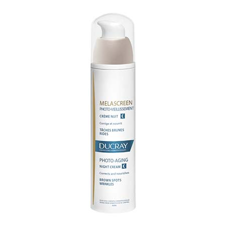 Ducray Melascreen Creme NUIT Photo Ageing 50ml