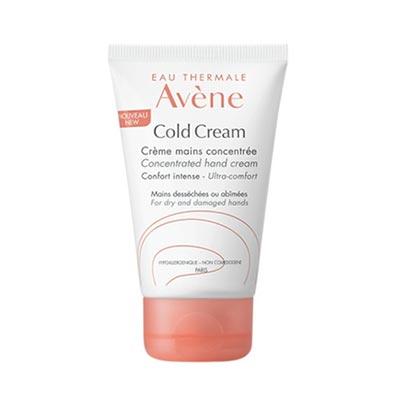 Avene Cold Cream Mains Concentree - Κρέμα Χεριών για Ξηρά/Σκασμένα Χέρια 50ml
