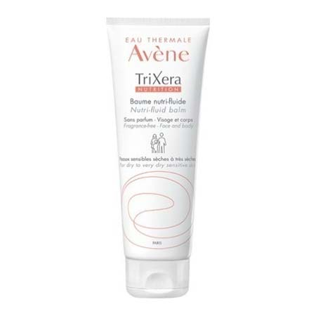 Avene Trixera Nutrition Nutri-Fluid Baume για Πρόσωπο & Σώμα για Πολύ Ξηρό Δερμα, Χωρίς Άρωμα 200ml