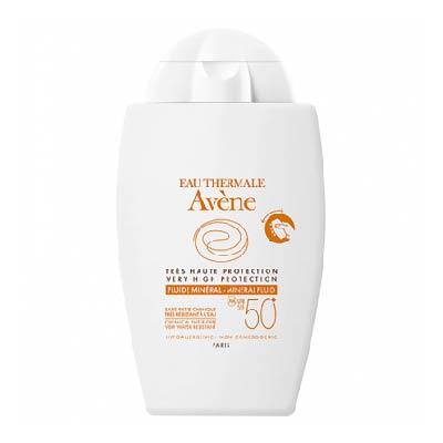 Avene Eau Thermale Fluide MINERAL SPF50+ 40ml