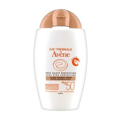Avene Eau Thermale Fluide MINERAL TEINTE SPF50+ 40ml
