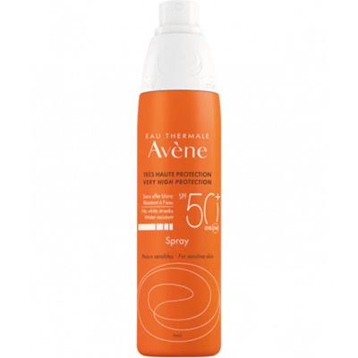 Avene Spray SPF50 Αντηλιακό Spray Σώματος 200ml