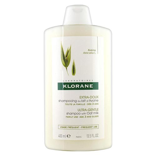 Klorane Shampoo Με Βρώμη για Έξτρα Απαλότητα & Προστασία 400ml