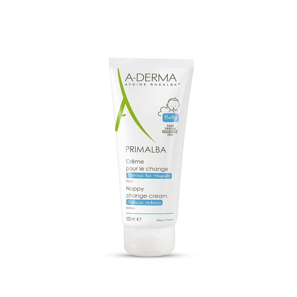 Aderma Primalba Bebe Creme Pour le Change Ειδική Φροντίδα για το Εύθραυστο Δέρμα του Μωρού 100ml