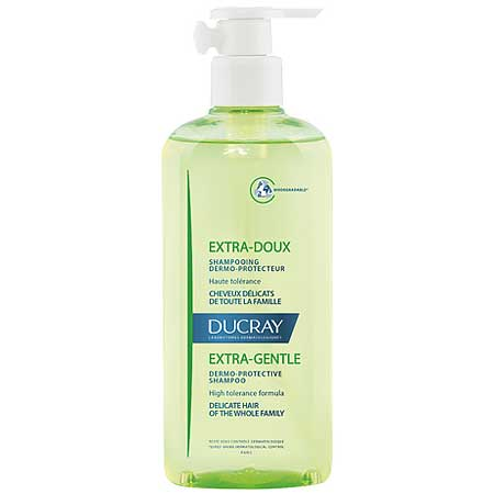 Ducray Extra-Doux Shampooing Pump 400ml
