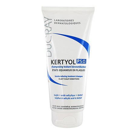 Ducray Kertyol P.S.O. Kerato-reducing Treatment Shampoo, 200ml