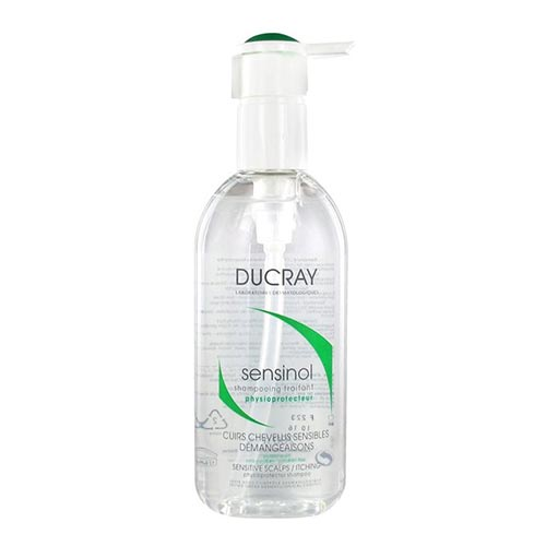 Ducray Sensinol Physio-protective Treatment Shampoo, 200ml