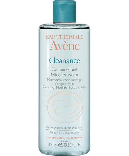 AVENE CLEANANCE EAU NETTOYANTE FIG 400ML