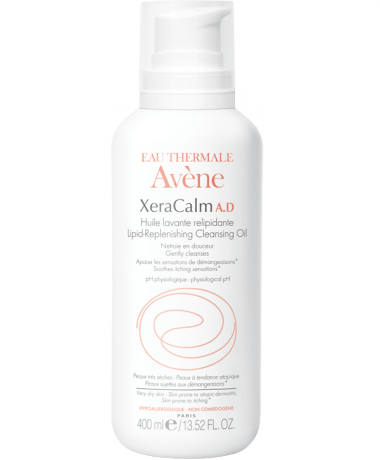 Avene Xeracalm A.D. Lipid-Replenishing Cleansing Oil 400ml
