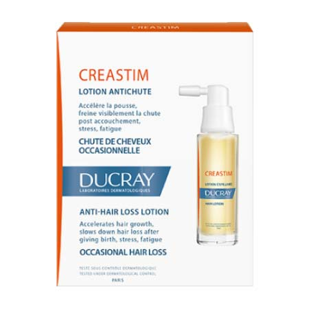 Ducray Creastim Anti-hair Loss Lotion 2x30ml