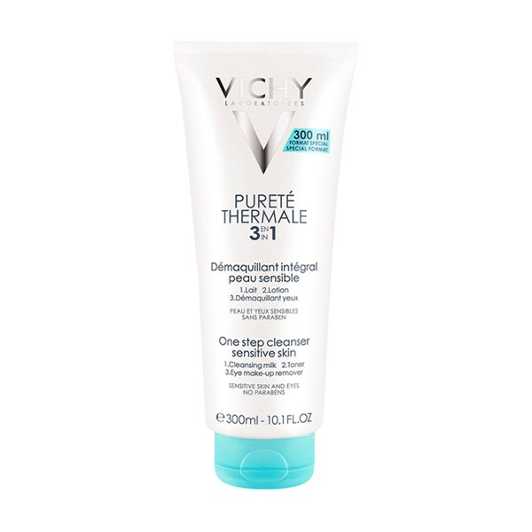 Vichy Purete Thermale Ντεμακιγιάζ 3 Σε 1 300ml