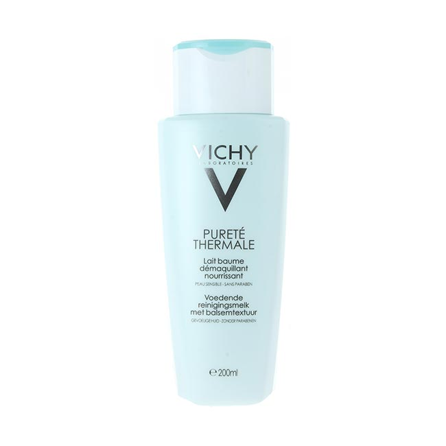 Vichy Purete Thermale Γαλάκτωμα Ντεμακιγιάζ, 200ml