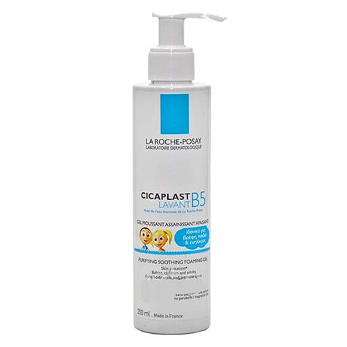 La Roche Posay Cicaplast Lavant B5 Purifying Soothing Foaming Gel 200ml