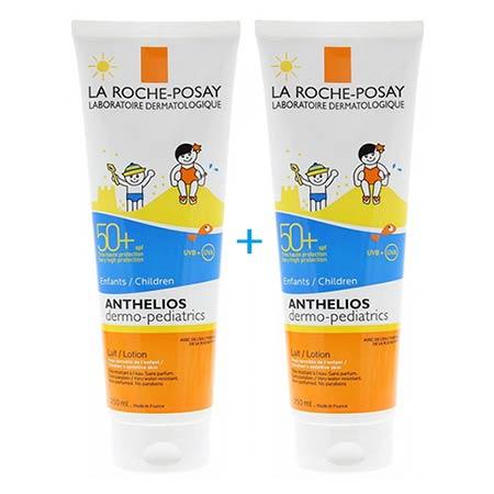 Ultimate Promo Set 1+1 La Roche Posay Anthelios Lait Dermo-Pediatrics SPF50 250+250ml