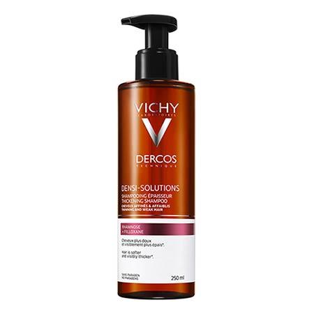 Vichy Dercos Densi Solutions Thickening Shampoo Σαμπουάν Για Αύξηση Της Πυκνότητας Των Μαλλιών 250ml
