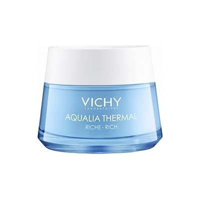 Vichy Aqualia Thermal Rich Κρέμα ημέρας για ξηρές επιδερμίδες 50ml