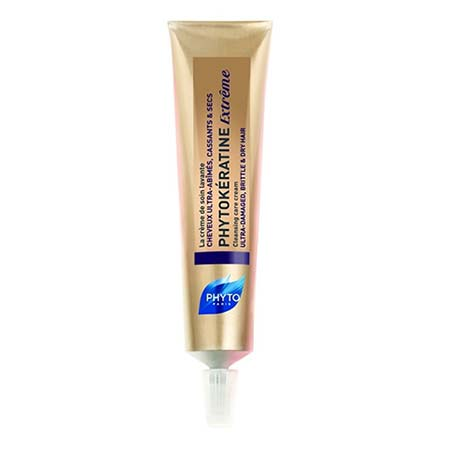 Phyto Phytokeratine Extreme Cleansing Care Cream Καθαριστική Κρέμα Περιποίησης Μαλλιών 75ml
