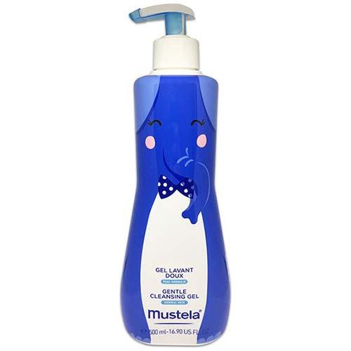 Mustela Gentle Cleansing Gel 500ml -Special Edition-