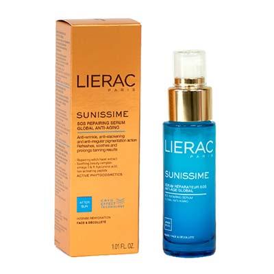 Lierac Sunissime Sos Repairing Serum Global Anti-aging After Sun 30ml