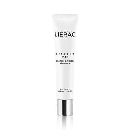 Lierac Cica - Filler Mat Αντιρυτιδική Gel - Κρέμα Επανόρθωσης 40ml