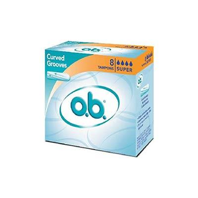 O.B. Original Super Ταμπόν 8τμχ