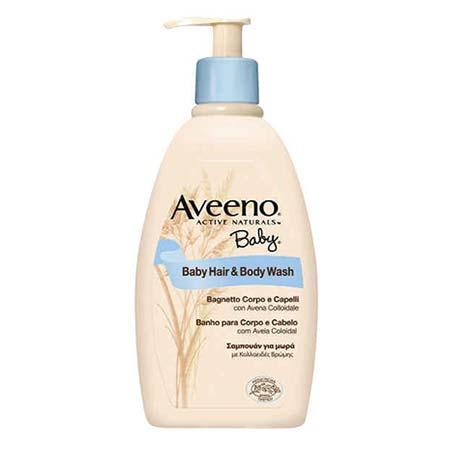 Aveeno Baby Hair & Body Wash 300ml