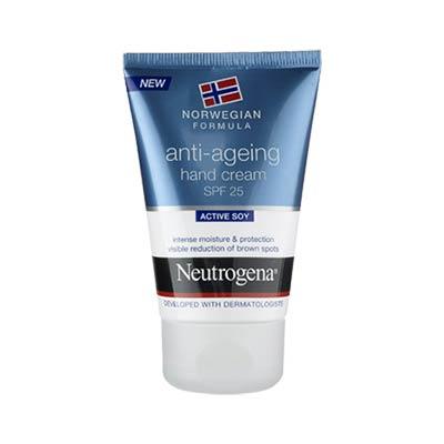 Neutrogena Hand Cream Anti-aging Ενυδατική Κρέμα Χεριών κατά των Σκούρων Κηλίδων, 50ml