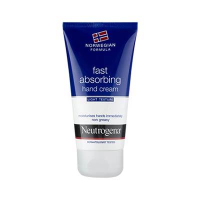 Neutrogena Hand Cream Fast Absorbing Κρέμα Χεριών με Ελαφριά Υφή , 75ml