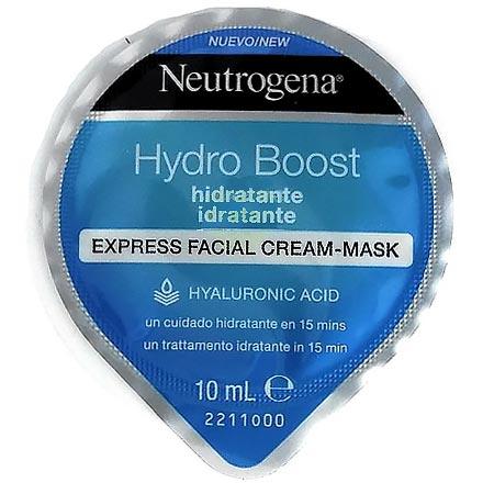 Neutrogena Hydro Boost The Super Hydrator Instant Facial Cream Mask 10ml