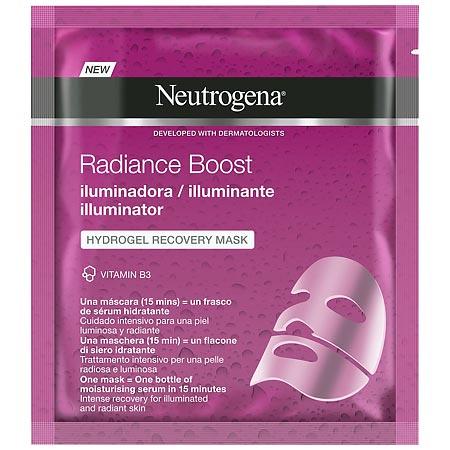Neutrogena Radiance Boost The Illuminator Hydrogel Μάσκα Αναδόμησης 30ml