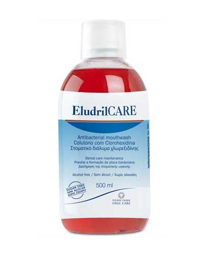 Eludril Care Στοματικό διάλυμα χλωρεξιδίνης 500ml